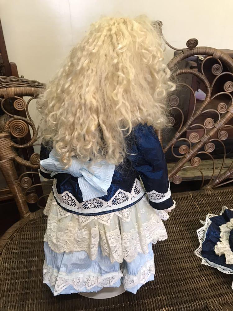 トムリンソン ジュモー レプリカドール 1997年製 人形 ゴスロリ服 送料無料 売り切り_画像7