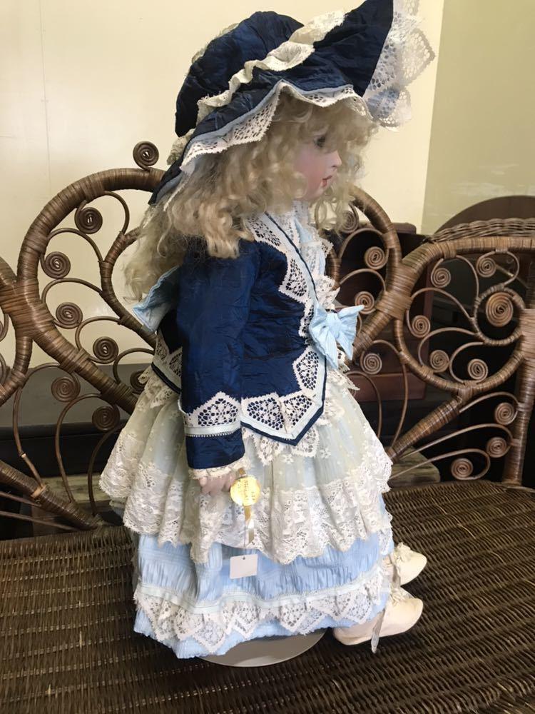 トムリンソン ジュモー レプリカドール 1997年製 人形 ゴスロリ服 送料無料 売り切り_画像3