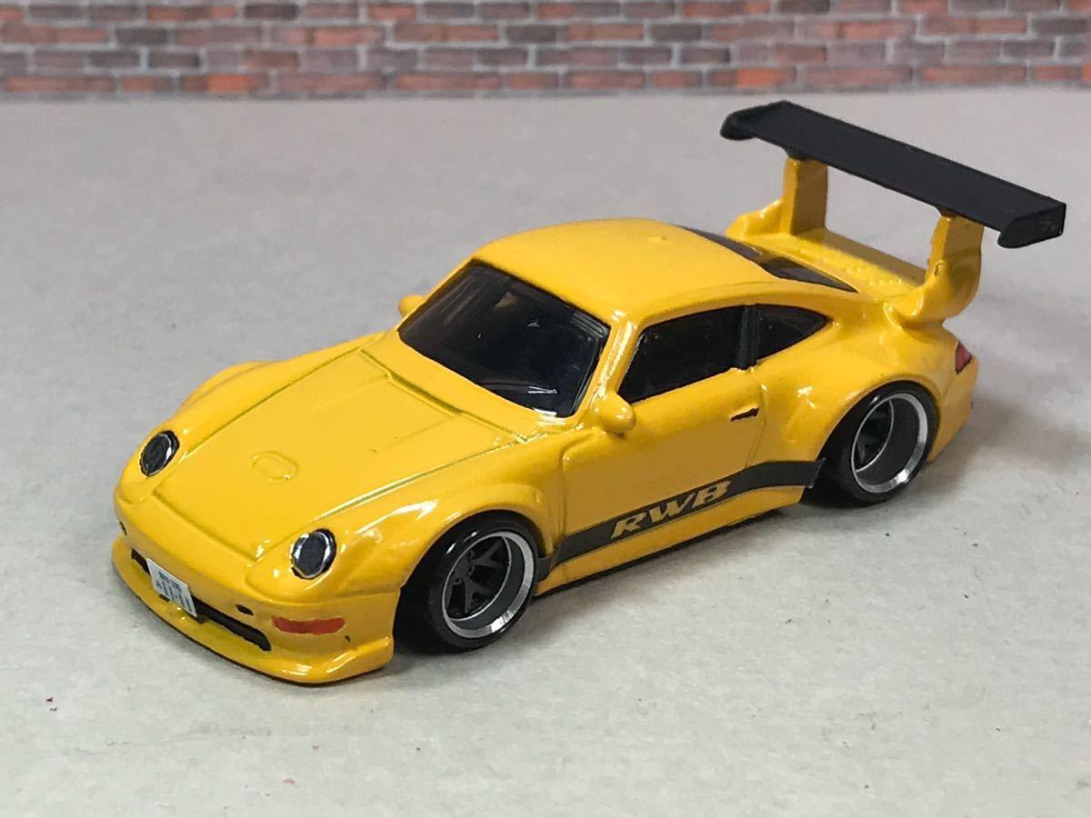 ★ ホットウィール RWB ポルシェ 911 GT2 カスタム 深リム