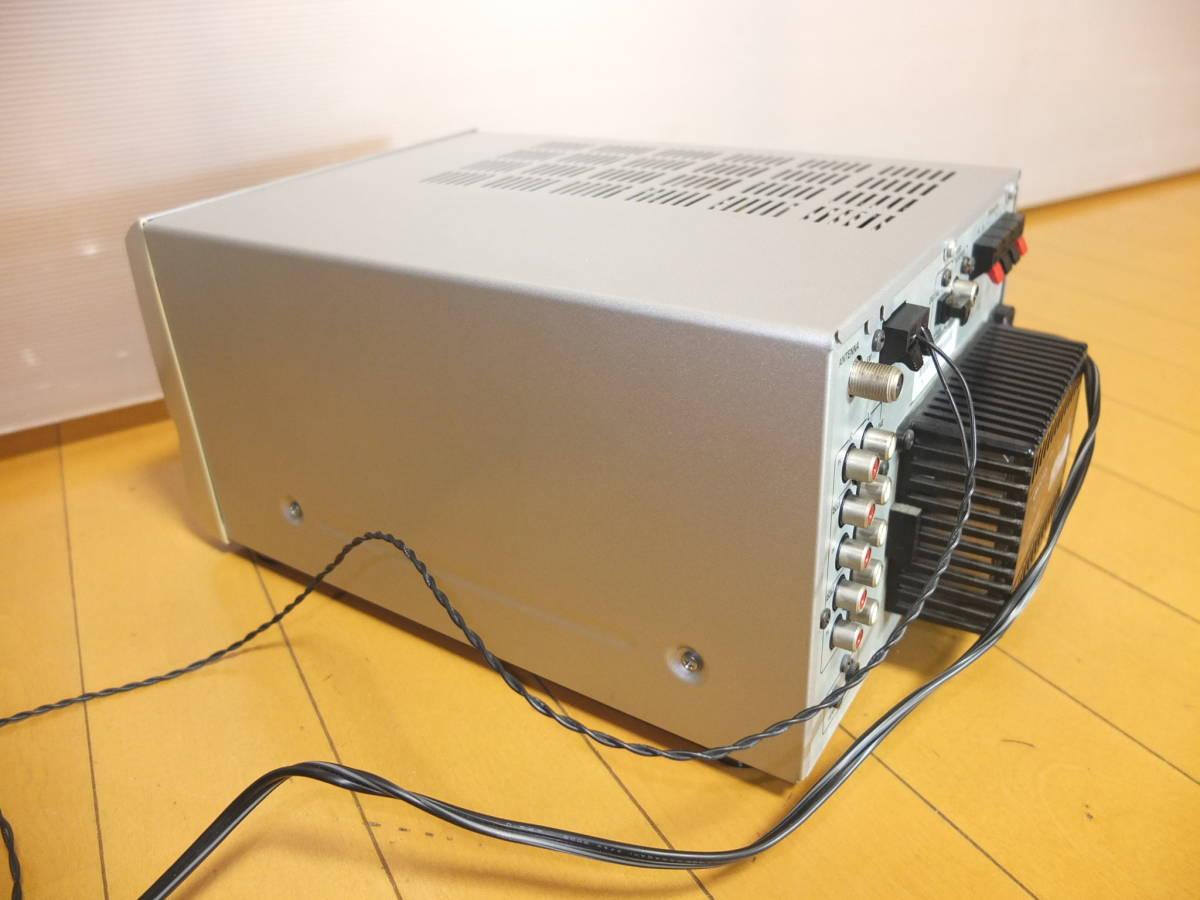 ONKYO/オンキョー FR-7GX CD/MD.チューナー.アンプ リモコン付 動作OK(MDLP対応)_画像3