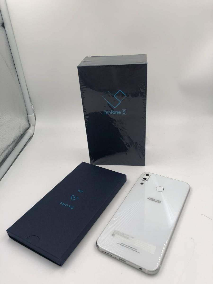 ★ASUS Zenfone 5 ZE620KL 64GB rom & 4GB ram SIMフリー 新品 ホワイト (ASUS_X00QD) 海外版 google playあり ★354708095860920
