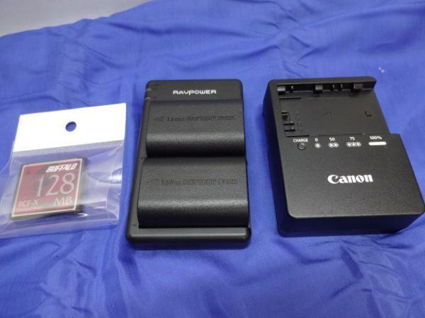 099【中古】Canon キヤノン EOS 5D Mark II Mark 2 EF 28-105mm 1:3.5-4.5 Ⅱ バッテリー3個付き 3026_画像9