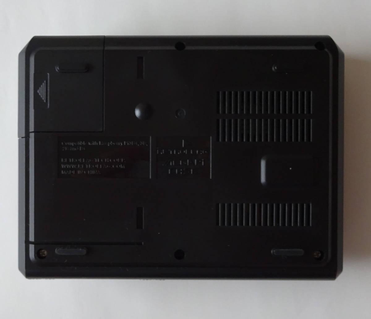 [新品] SEGA RETROPIE メガドライブミニ エミュレータ 本体 + コントローラ + ACアダプター + ビデオケーブル _画像10