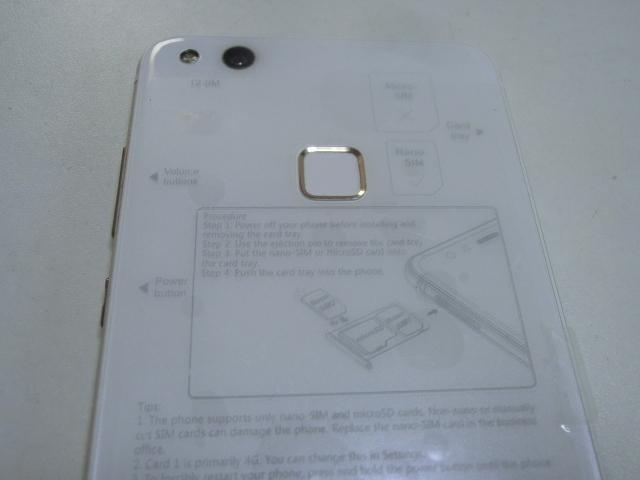Huawei HUAWEI P10 lite SIMフリー 初期化済 稼働品_画像5