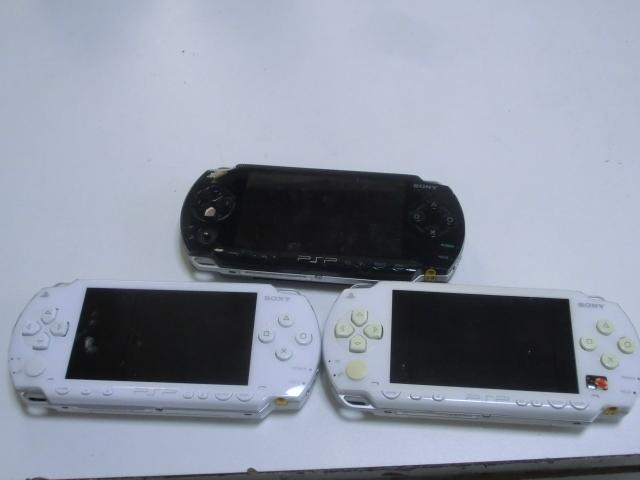 PSP 本体 PSP-3000・2000・1000 10台セット_画像7