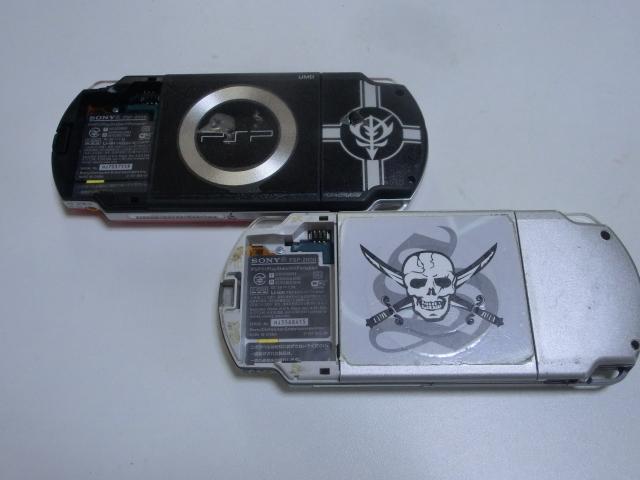 PSP 本体 PSP-3000・2000・1000 10台セット_画像6
