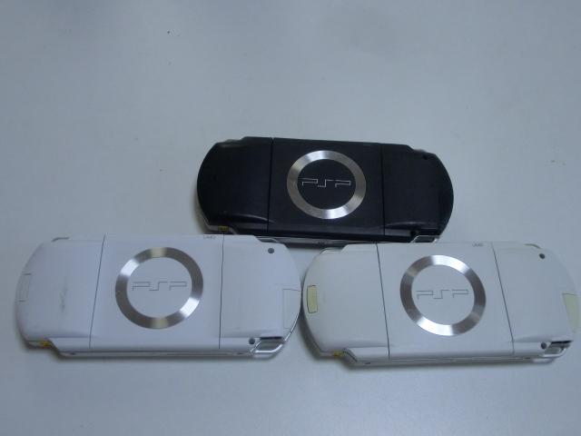 PSP 本体 PSP-3000・2000・1000 10台セット_画像8