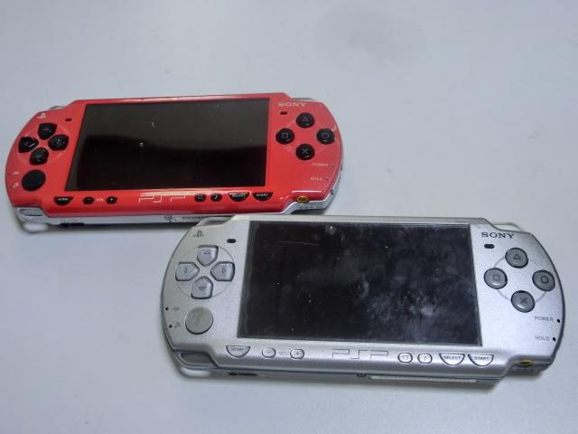 PSP 本体 PSP-3000・2000・1000 10台セット_画像5