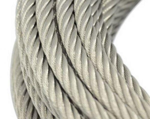 ステンレスワイヤー 2.0mm X15m ワイヤーロープ スチールワイヤー ワイヤー SUS304 錆びにくい 18-8ステンレス_画像6