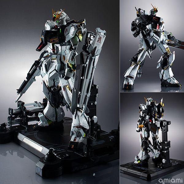 【購入予約済】METAL STRUCTURE 解体匠機 RX-93 νガンダム