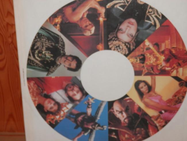 QUEEN クイーン 帯付き フラッシュ・ゴードン /クイーン FLASHY GORDON / QUEEN LP 来日記念盤_画像6