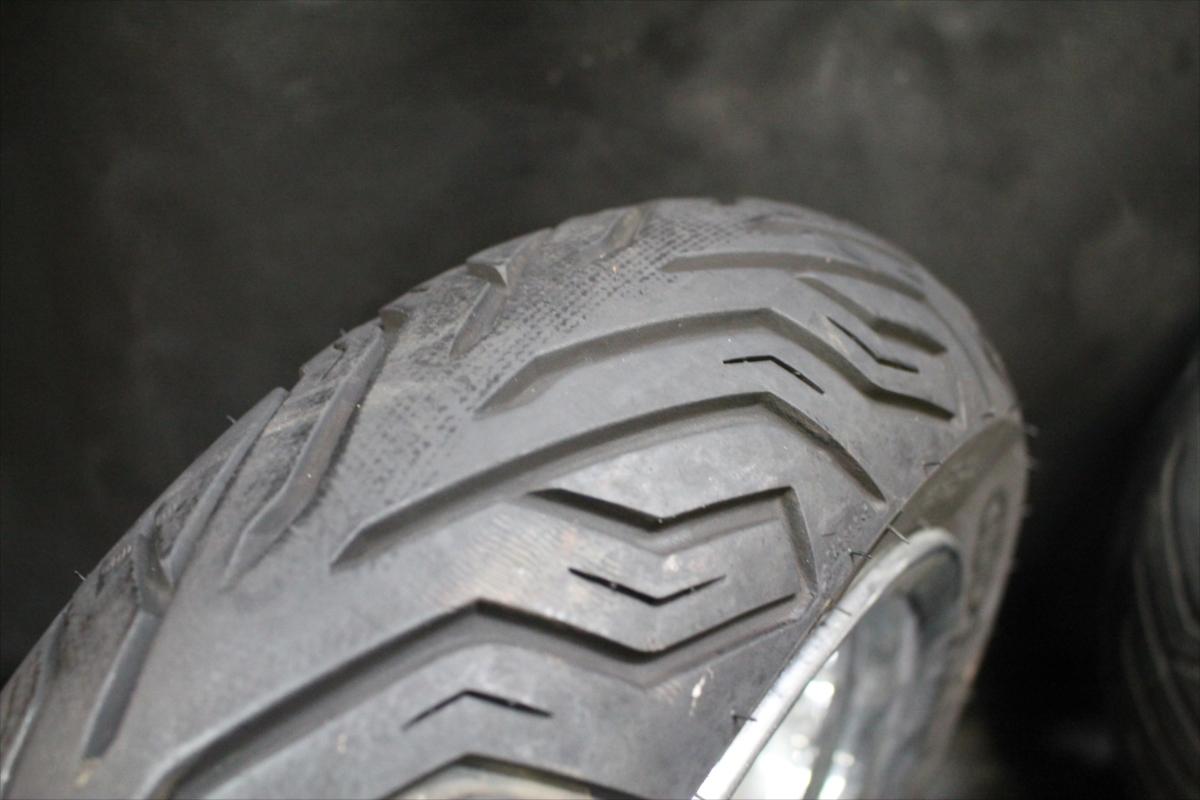★売切★ヤマハ マジェスティ250 SG03J 純正 タイヤ前後セット 8部山 まだまだ使用できます。TB1681_画像9