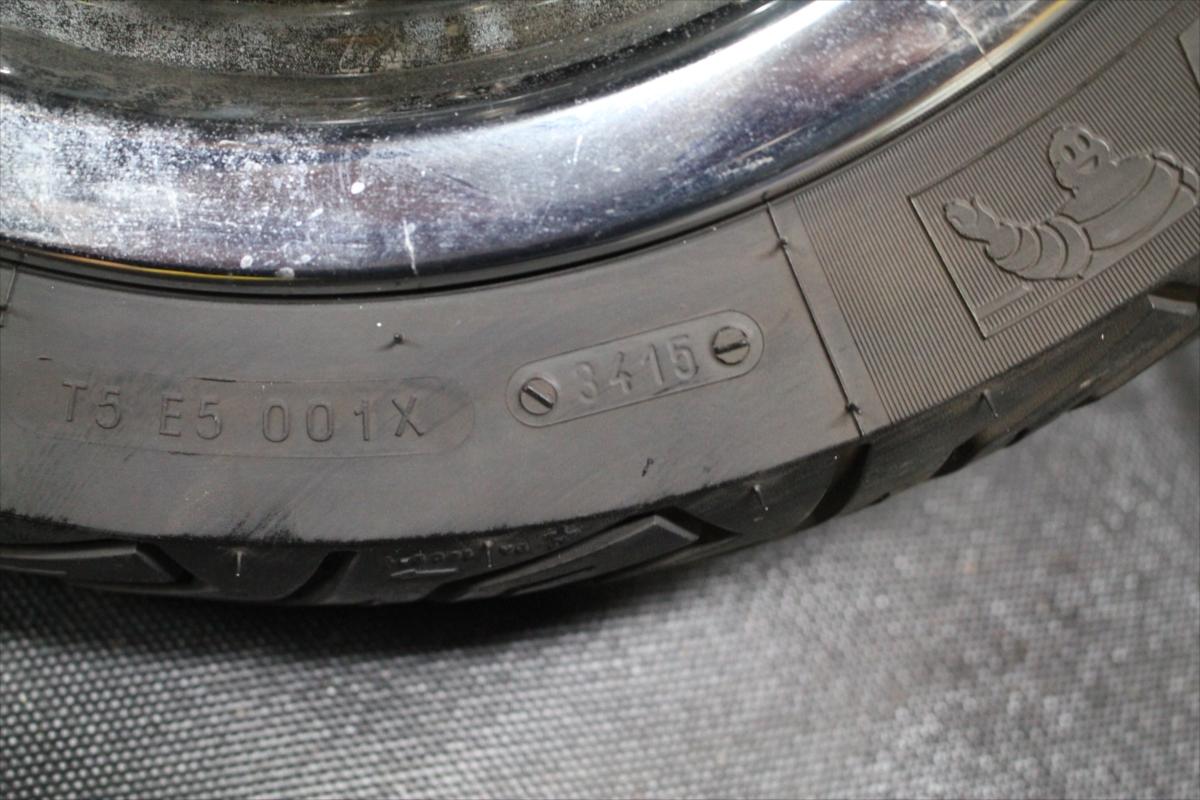 ★売切★ヤマハ マジェスティ250 SG03J 純正 タイヤ前後セット 8部山 まだまだ使用できます。TB1681_画像10