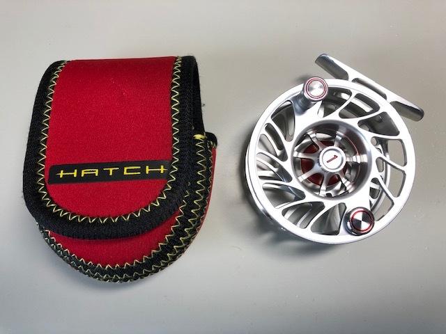 Hatch Reel フィナティック 1 Plus