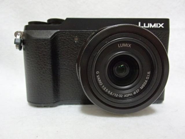 新同品パナソニック LUMIX DMC-GX7MK2K 標準ズームレンズキット ブラック シャッター数73回_画像2