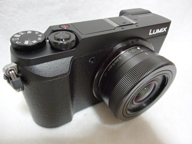 新同品パナソニック LUMIX DMC-GX7MK2K 標準ズームレンズキット ブラック シャッター数73回_画像3