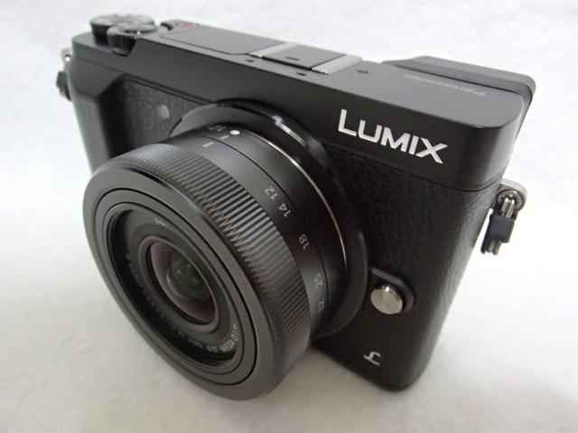 新同品パナソニック LUMIX DMC-GX7MK2K 標準ズームレンズキット ブラック シャッター数73回_画像4