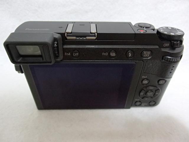 新同品パナソニック LUMIX DMC-GX7MK2K 標準ズームレンズキット ブラック シャッター数73回_画像5