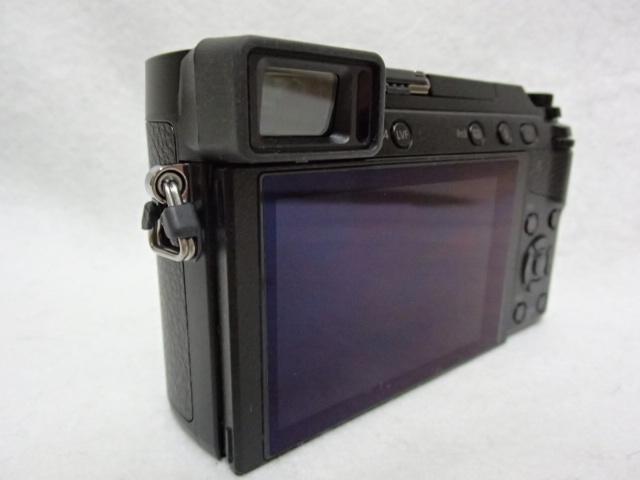 新同品パナソニック LUMIX DMC-GX7MK2K 標準ズームレンズキット ブラック シャッター数73回_画像7