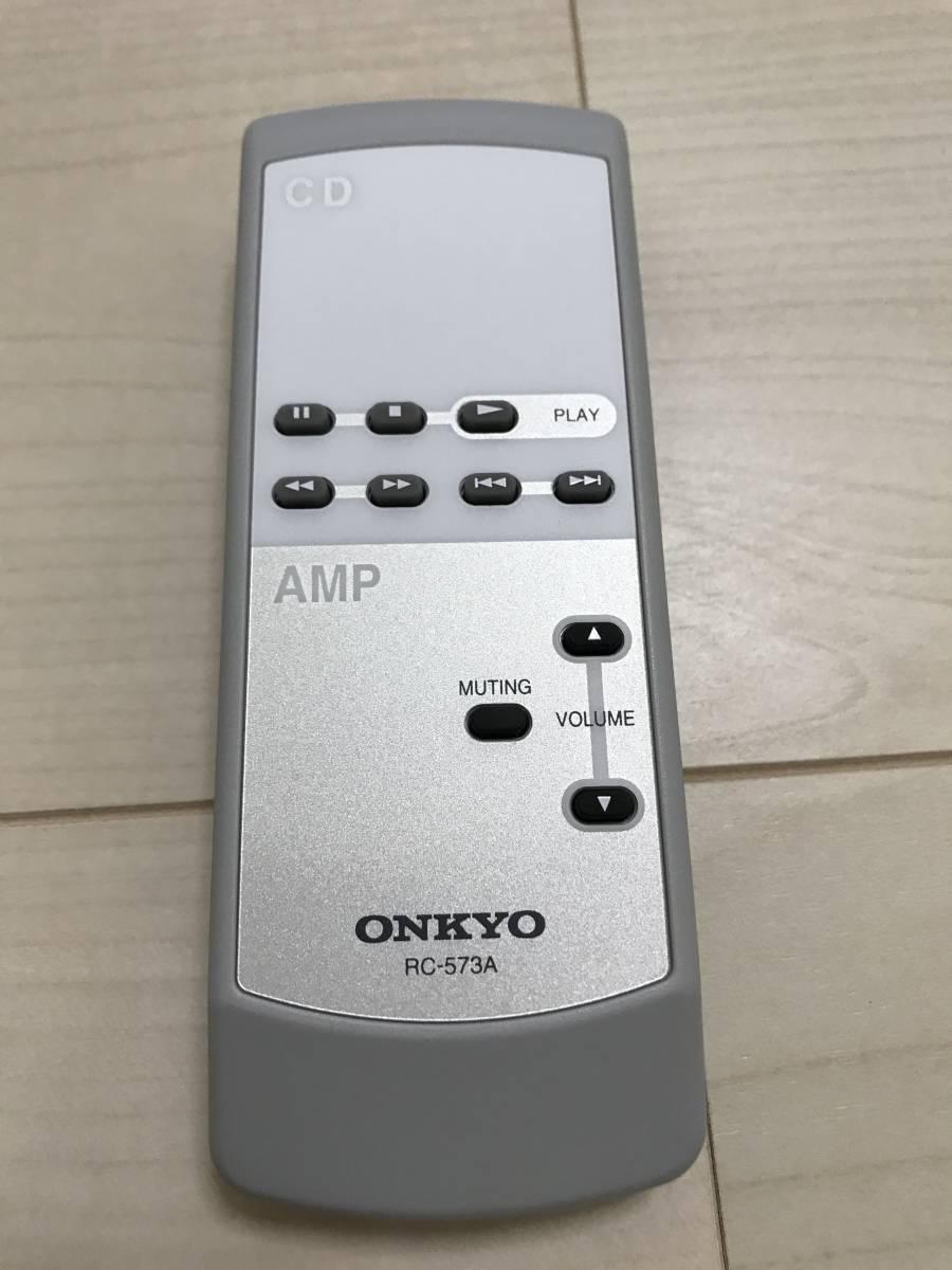 ONKYO A-1VL プリメインアンプ 中古美品_画像3