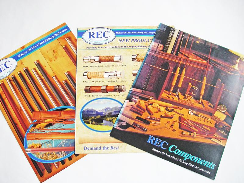 REC Components 1998~1999年カタログ