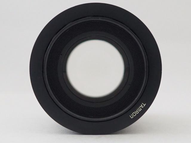 タムロン TAMRON SP 90mm f2.5 52B ニコン用 Ai マクロレンズ レンズフード付き☆_画像4