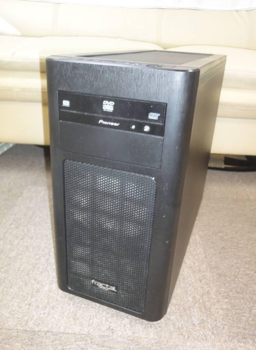 【自作品】自作パソコン組み立て済み MAXIMUS(Z97) Core i3 4360 ASUS Intel 玄人志向