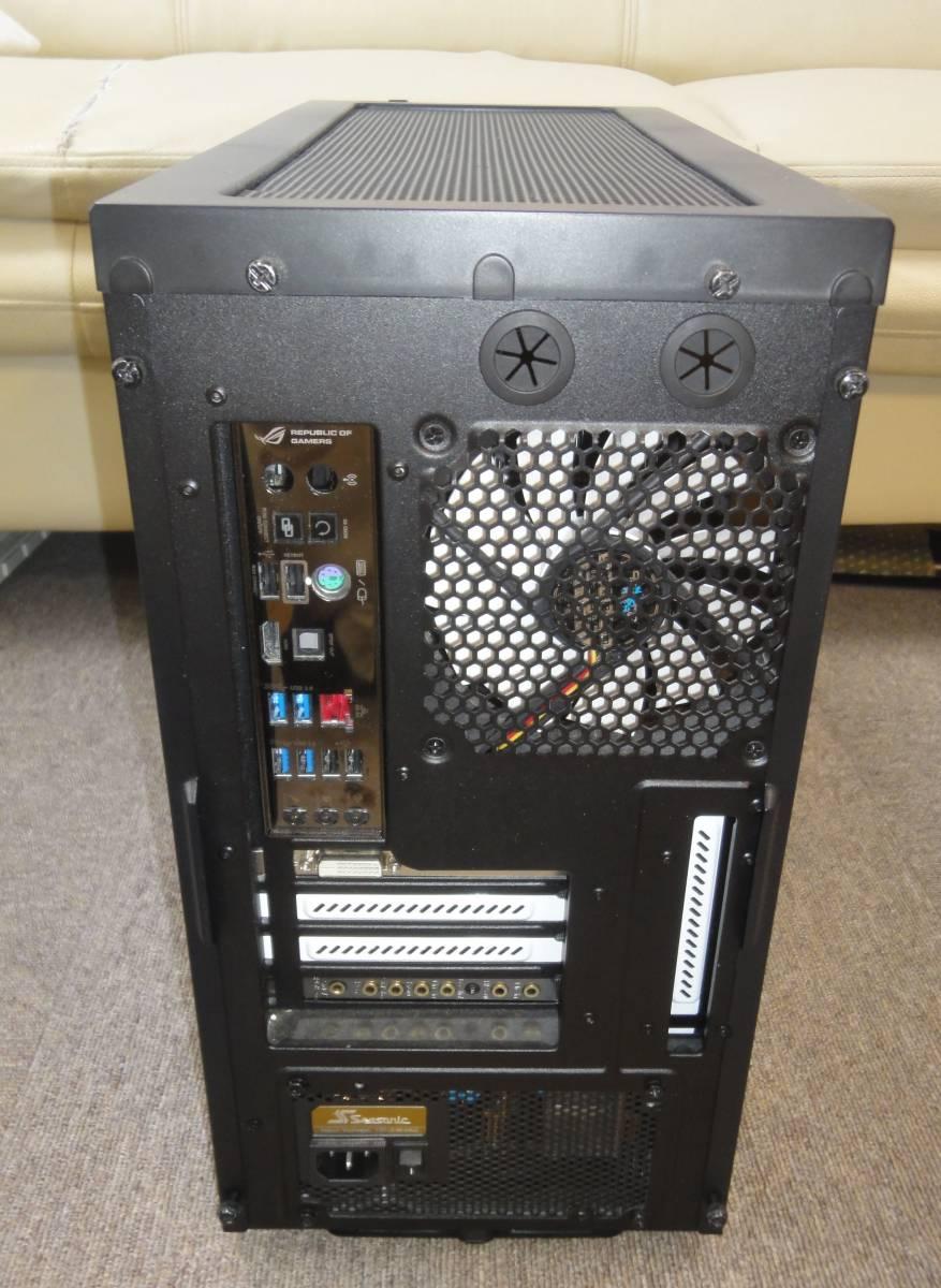 【自作品】自作パソコン組み立て済み MAXIMUS(Z97) Core i3 4360 ASUS Intel 玄人志向_画像6