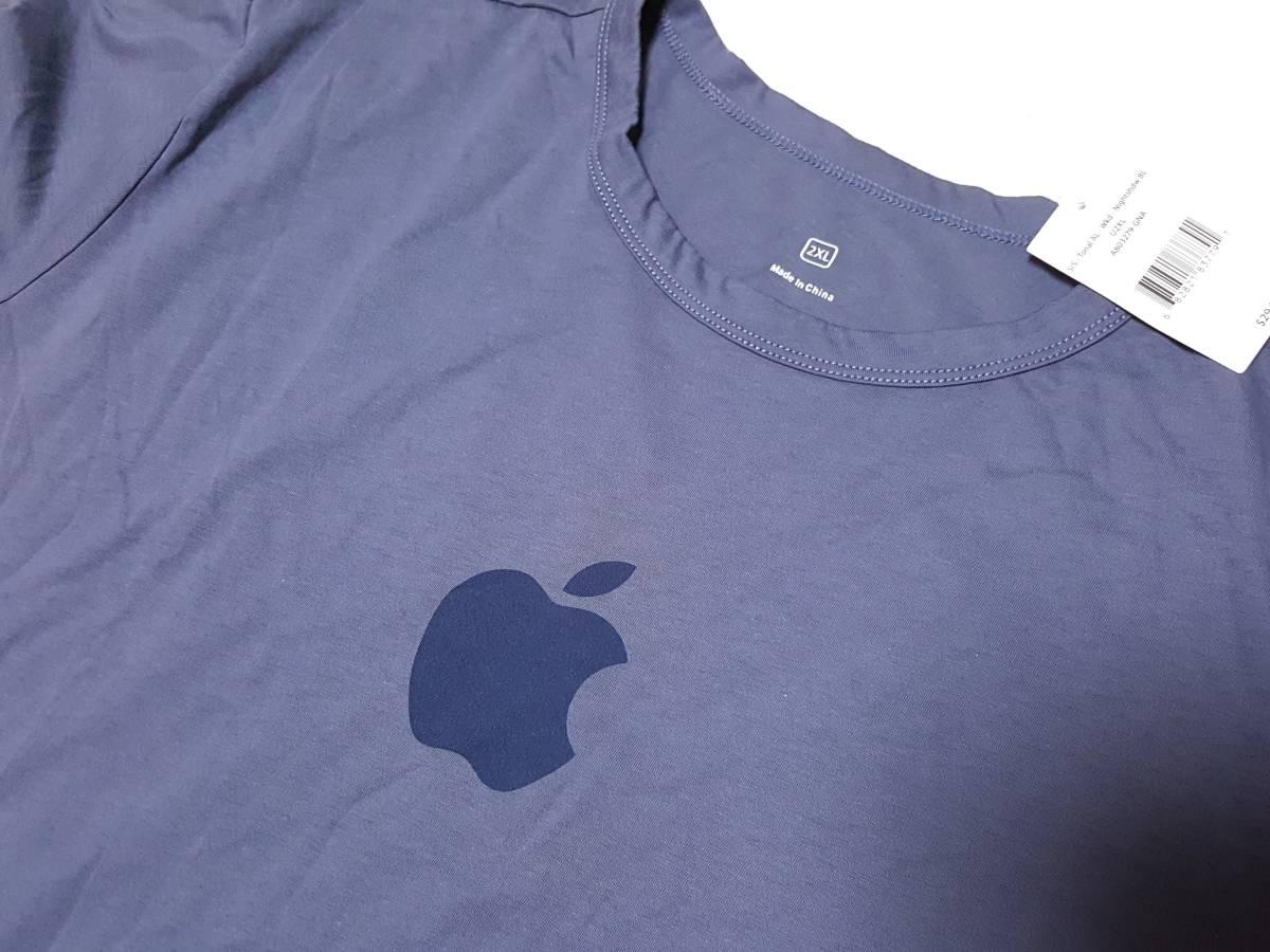 ★☆◆◇激レア・限定2枚セット◇◆アップルパーク(Apple park)本社(シリコンバレー)限定Tシャツ☆★スティーブジョブズ Steve Jobs_画像5