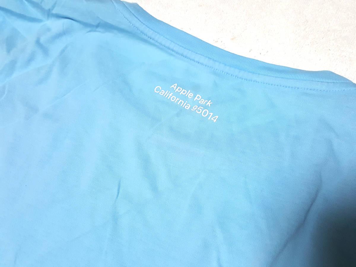 ★☆◆◇激レア・限定2枚セット◇◆アップルパーク(Apple park)本社(シリコンバレー)限定Tシャツ☆★スティーブジョブズ Steve Jobs_画像4