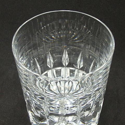 G18918 HOYA OLD FASHIONED GLASS ホヤ オールドファッショングラス リミテッドエディション ロックグラス 箱あり_画像7