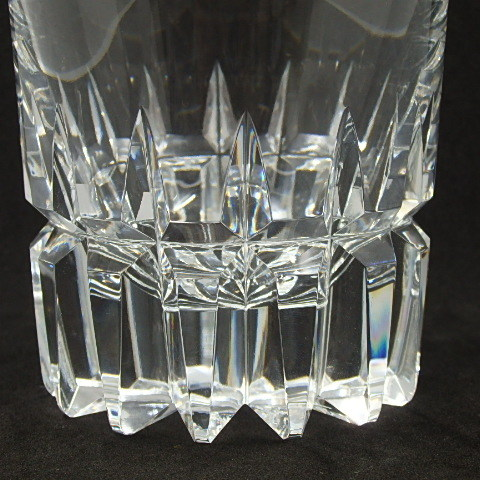 G18918 HOYA OLD FASHIONED GLASS ホヤ オールドファッショングラス リミテッドエディション ロックグラス 箱あり_画像8