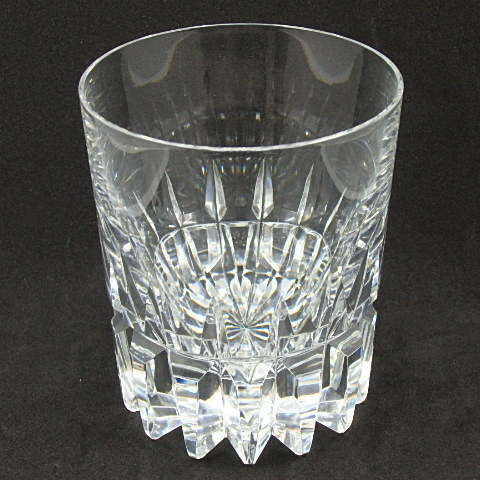 G18918 HOYA OLD FASHIONED GLASS ホヤ オールドファッショングラス リミテッドエディション ロックグラス 箱あり_画像4