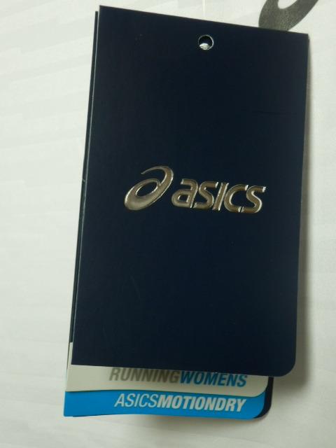 asicsアシックス ランニングシャツ W'S fuzeX SS TOP 142567 ホワイト/Lサイズ_画像5