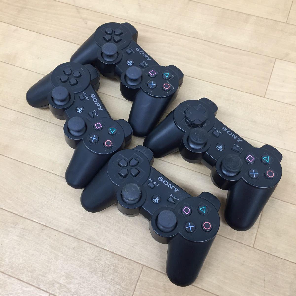☆ジャンク☆ SONY PS3 コントローラー12個まとめ売り【FKMYU21H】A54_画像4
