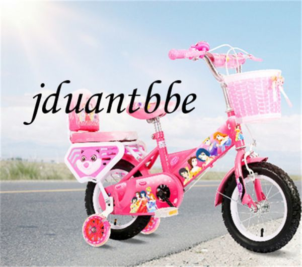 子供自転車 補助輪付き カゴ付き 組み立て式 12-20インチ サイズ選択可 jup77_画像5