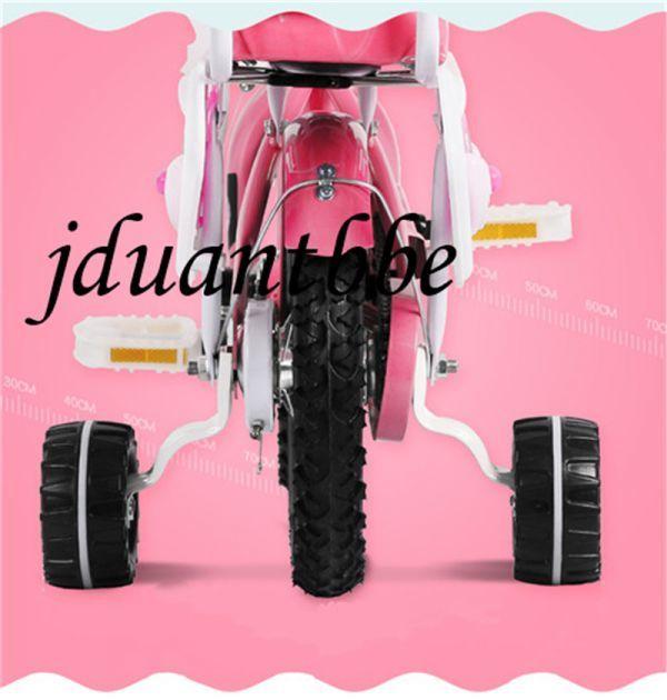 子供自転車 補助輪付き カゴ付き 組み立て式 12-20インチ サイズ選択可 jup77_画像7