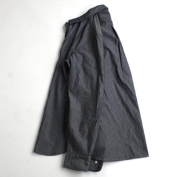 100円スタート!!MUJI 無印良品 長袖シャツ チュニック 大きいサイズ XL 大きいサイズ 0613bu04_画像3