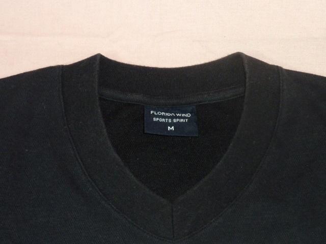 メルセデス・ベンツ/Kimi ライコネン Vネック・Tシャツ M 黒_画像5