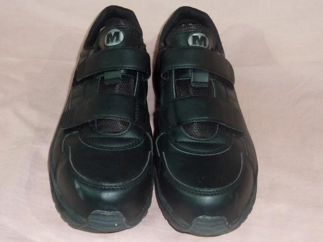 ミドリ安全/ワークプラス 安全靴 25,5EEE 黒_画像3