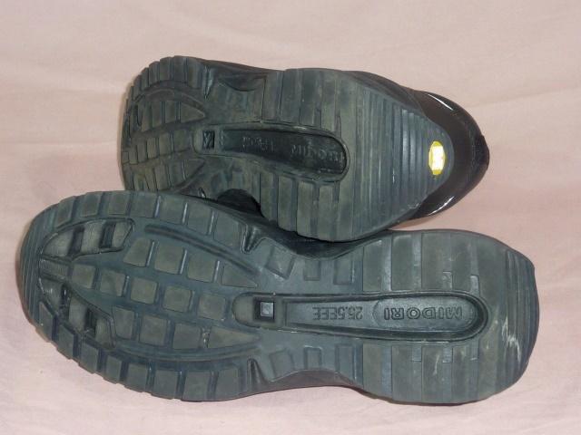 ミドリ安全/ワークプラス 安全靴 25,5EEE 黒_画像6