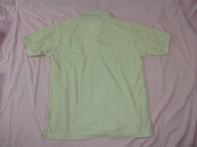 BMW 鹿の子ポロシャツ L ベージュ_画像5