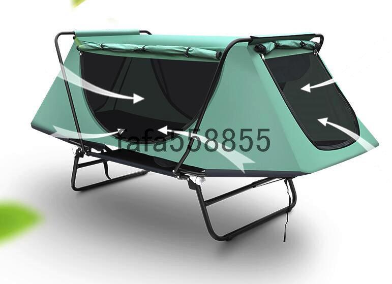 新品 高品質 アウトドア用品 簡易テント キャンプ アウトドア 防虫 防風 晴雨両用 釣り具 1人用