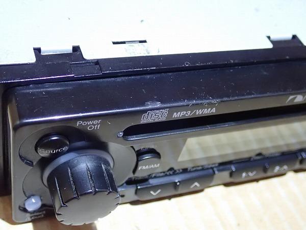 ナカミチ CD-500 CD MP3_画像3