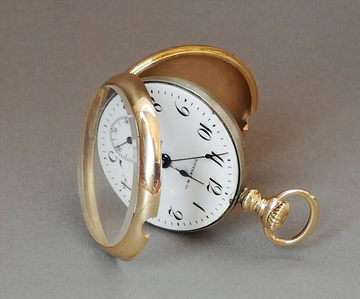 best service caa7d 0ecd0 ティファニー アンティーク 時計の値段と価格推移は?|18件の ...