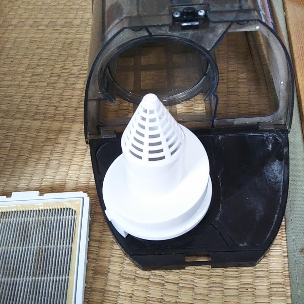 サイクロン掃除機 OZMA KATEEZAサイクロンクリーナーオズマ_画像10