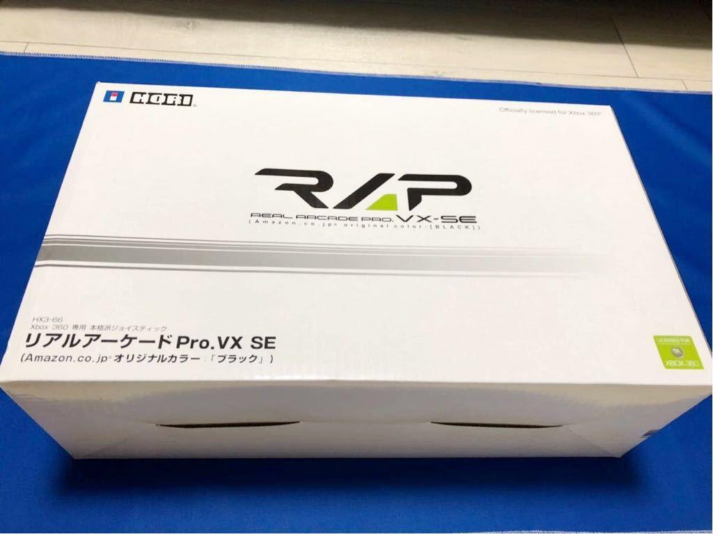 リアルアーケードPro VX SE セイミツ レバー XBOX360 STG向け アケコン