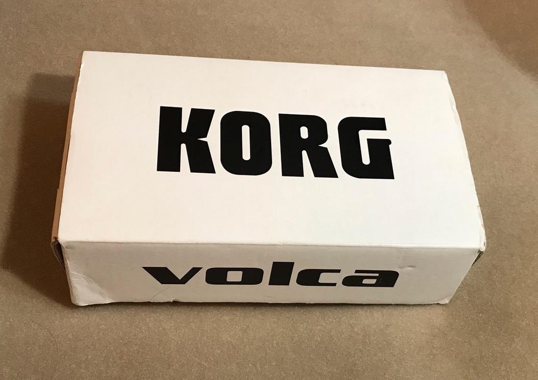 KORG Volca Beats 中古品_画像4