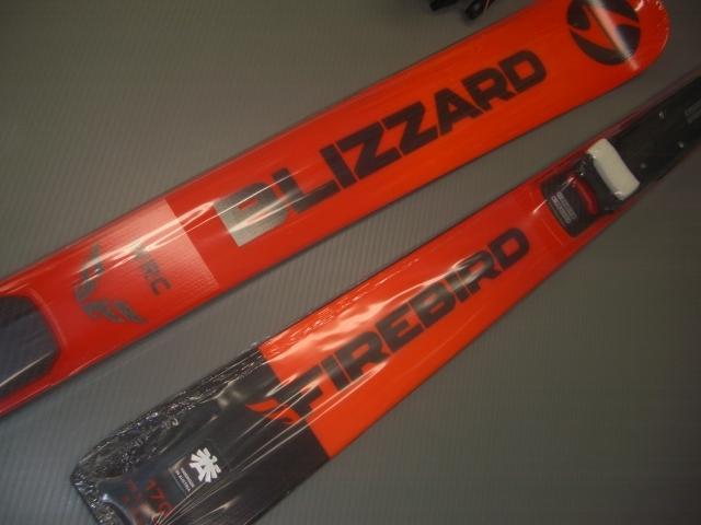 18/19 ブリザード 170cm 新品 R16.5 ビン付  FIREBIRD WRC  訳あり  N123  ua _画像2