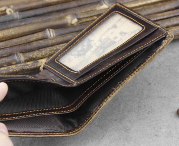 112030 メンズ 財布 二つ折り財布 人気 素敵 龍 DRAGON ドラゴン 気質よい 通勤 出張 旅行 高級感 _画像5